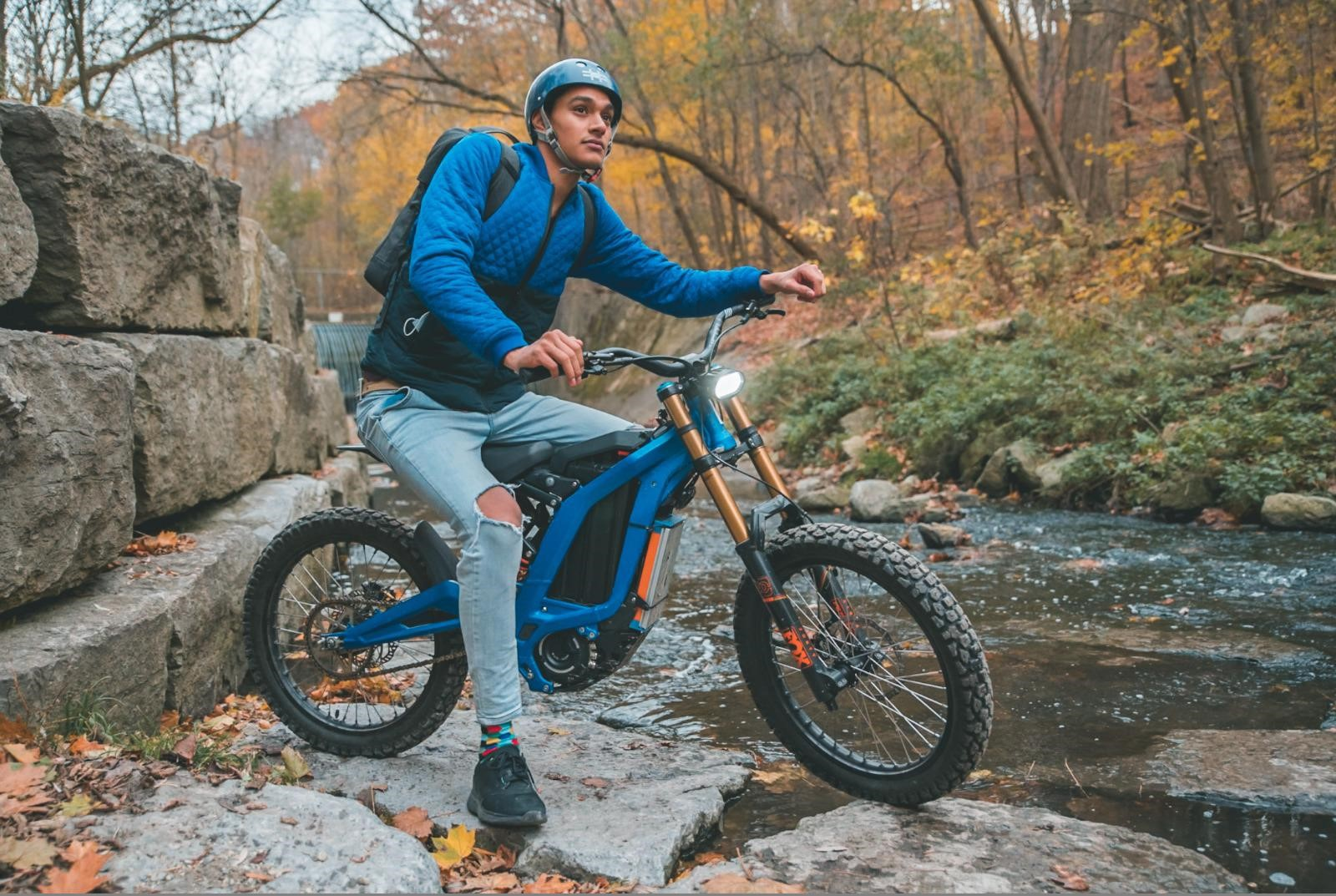 Accelerated Systems Inc. (ASI) And Teznic Inc. (Teznic) Have Collaborated To Bring The Ebike Community The Fastest, Longest Range, And Highest Torque Sur-Ron Ebike On The Market.